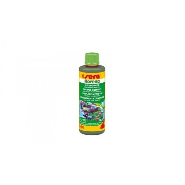 SERA FLORENA 50ml Ogólny nawóz dla roślin akwa