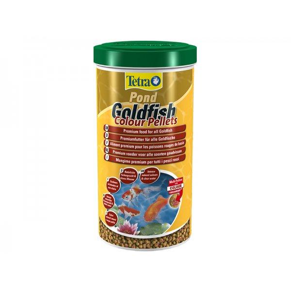 Tetra Pond Goldfish Colour Pellets 1000ml orginał