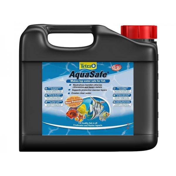 Tetra Aqua Safe 100ml Opakowanie UZUPEŁNIAJĄCE