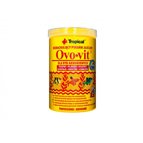 TROPICAL OVO-VIT 1000ML (200g) ORGINAŁ (płatki)