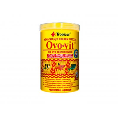 TROPICAL OVO-VIT 250ML (50g) ORGINAŁ (płatki)