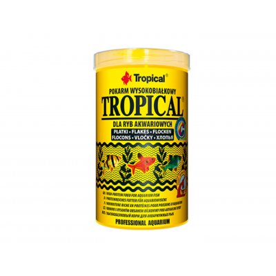 TROPICAL TROPICAL 1000ML (200g) ORGINAŁ (płatki)