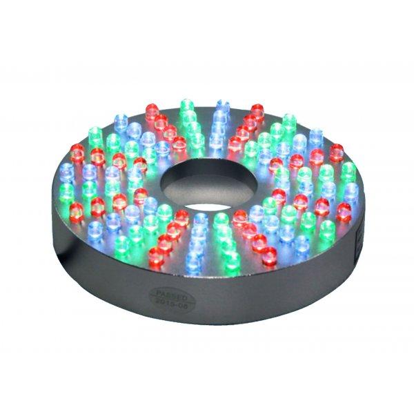 RING 96 LED RBG KOLOR podświetlenie fontann 6W