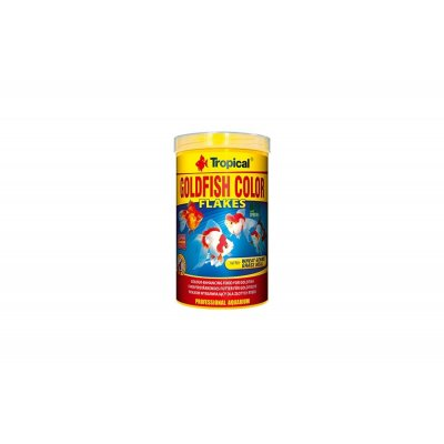 TROPICAL GOLDFISH COLOR 600ML (110g)ORGINAL