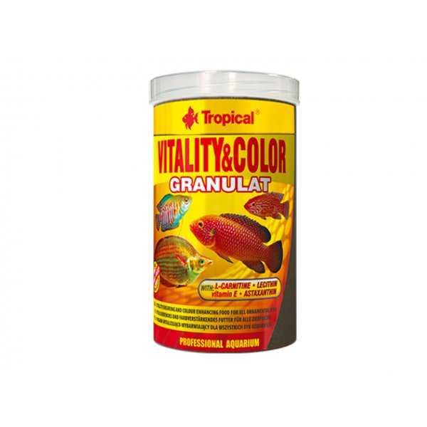 TROPICAL VITALITY & COLOR GRAN 1000ML (550g)OR