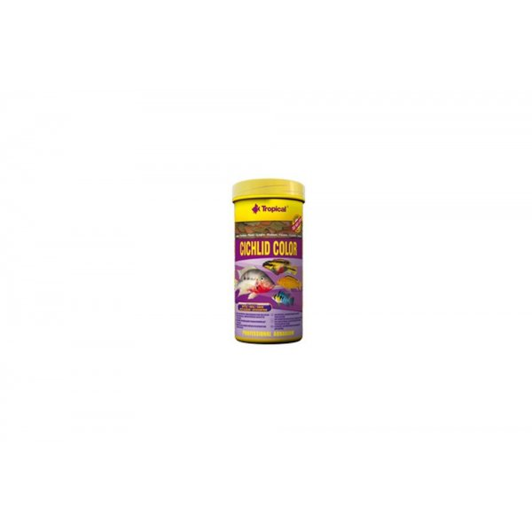 TROPICAL SCICHLID COLOR 150ML (25g) ORGINAL