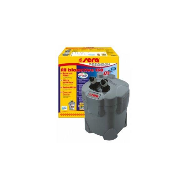 SERA BIOACTIVE 130 UV Filtr zewnętrzny akw 70-130l