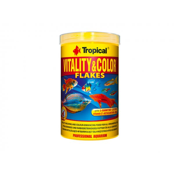 TROPICAL VITALITY & COLOR 500ML (100g)ORYGINAŁ