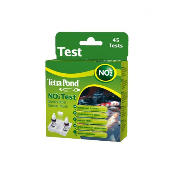 Tetra Pond N02 Test (Nitrite) 45x