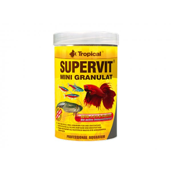 TROPICAL SUPERVIT MINI GRANUL 250ML (150g)ORYGINAŁ