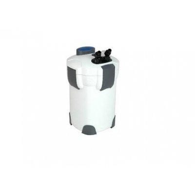 Filtr zewnętrzny 1400l/h + wyposazenie+ wkłady