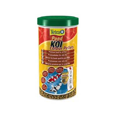 Tetra Pond KOI Colour Pellets 1000ml Wybarwienie