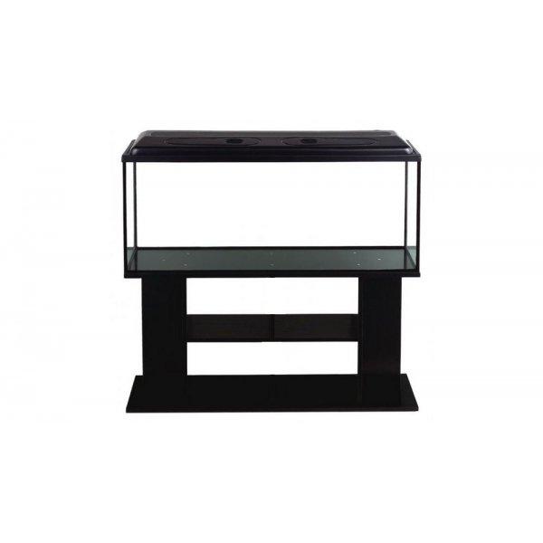 Zestaw 200l prosty+wyposażenie+szafka czarny