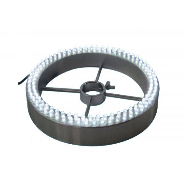 RING 120 LED RBG BIAŁE podświetlenie fontann 5W