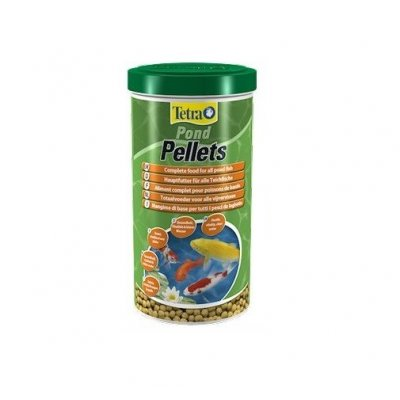 TETRA POND PELLETS Kompletny pokarm dla ryb 1l