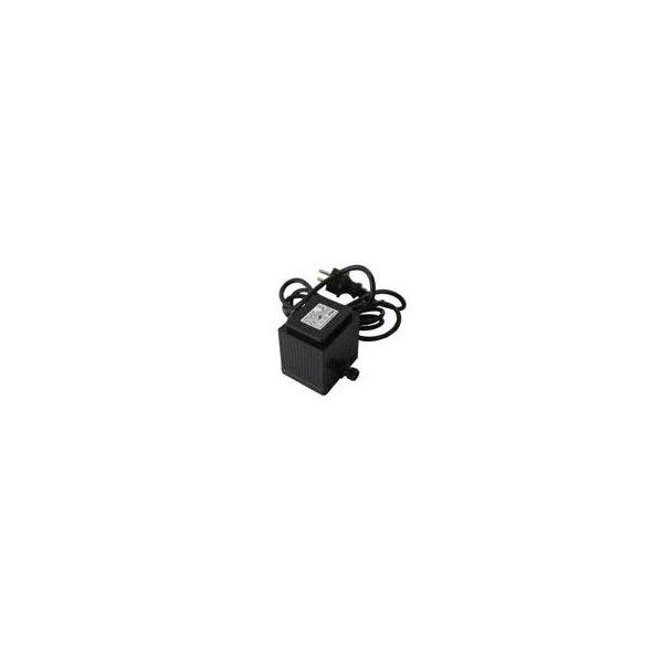 Wodoodporny transformator 50W (12V) 2xpin