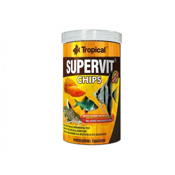 TROPICAL SUPERVIT CHIPS 100ML (52g) ORYGINAŁ