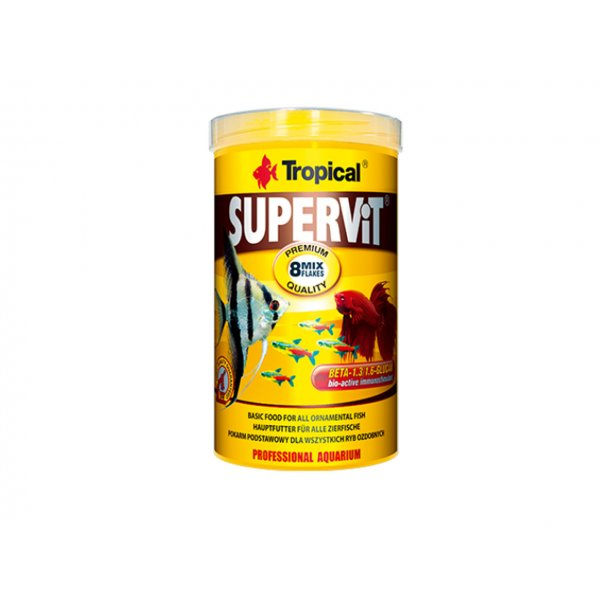 TROPICAL SUPERVIT 500ML (100g) ORYGINAŁ (płatki)