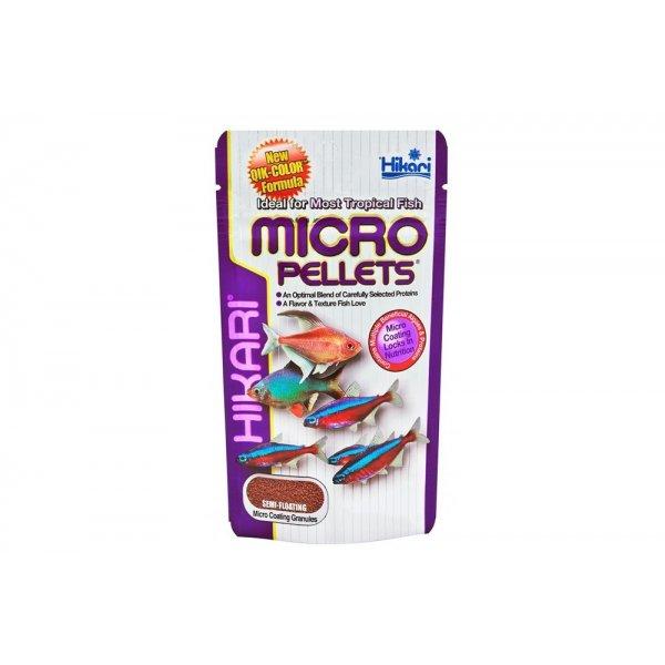 HIKARI MICRO PELLETS 1000g pokarm dla ryb drob