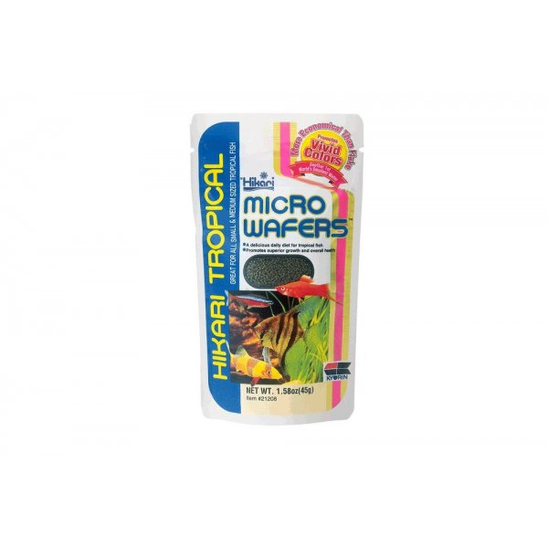 HIKARI MICRO WAFERS 20g 50ml z najwyższej półki