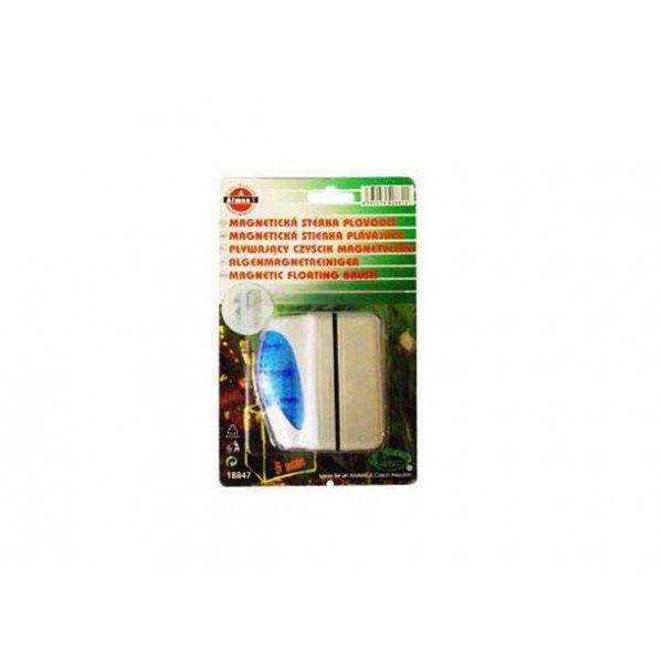Czyścik magnetyczny ATMAN pływający(szyba 8-10mm)