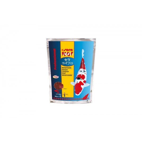 SERA Koi Professional zima food 500g