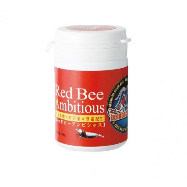 BENIBACHI Red Bee Ambitous 30g Kwasy+Enzymy