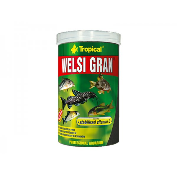 TROPICAL WELSI GRAN 250ML (138g) ORGINAL