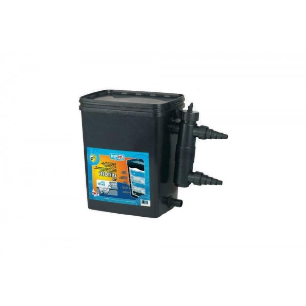 Filtr Bio BASIC+UV+wkłady oczko do 10.000l