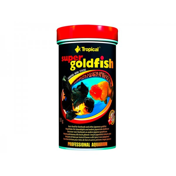 TROPICAL SUPER GOLDFISH MINI STICKS 100ML (60g)ORG