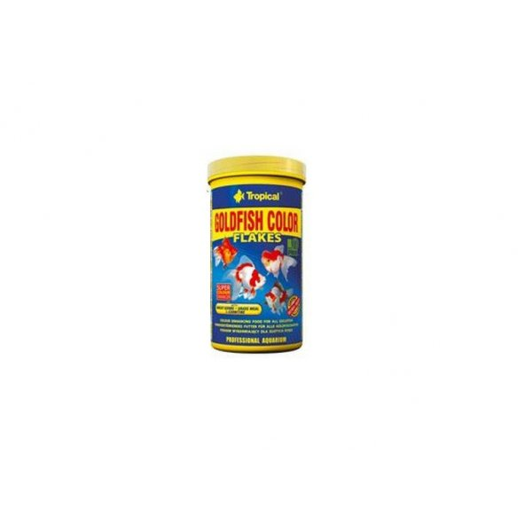 TROPICAL GOLDFISH COLOR 1200ML (220g)ORGINAL