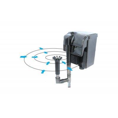 Filtr zewnętrzny 300l/h + biogąbka HANZA