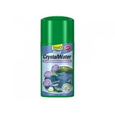 TETRA POND CRYSTAL WATER 100ml Szybko krystalizuje