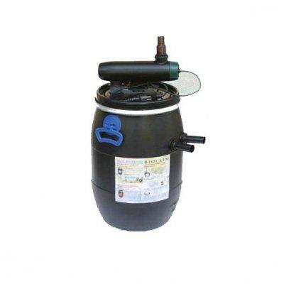 Filtr Ciśnieniowy 60l + wkłady+UV18W bardzo wydajn