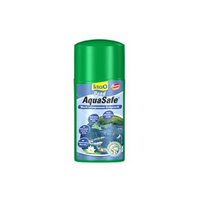 Tetra Pond AquaSaf 1000ml Uzdatnia Wodę Orginał