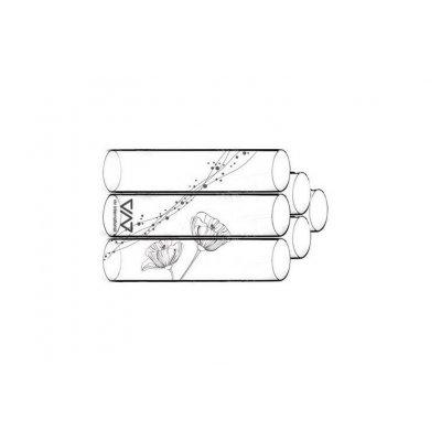 VIV SHRIMP CAVE Szklany domek dla krewetek 6 rurek