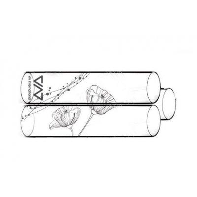 VIV SHRIMP CAVE Szklany domek dla krewetek 3 rurki
