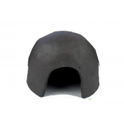 AQUAWILD Kokos ceramiczny rozmiar L GRAY