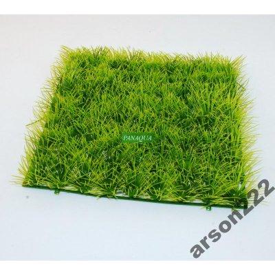 Sztuczny trawnik z roślin akwariowych 24-24cm