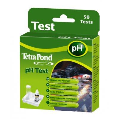 TETRA POND TEST pH Badanie parametrów wody 10ml