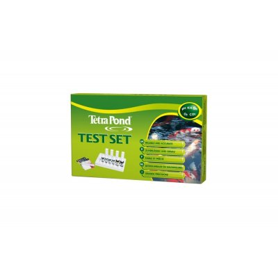 TETRA POND WATER TEST SET Zestaw testów do oczka