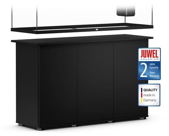 JUWEL RIO 240 Zestaw czarny Helialux Spectrum