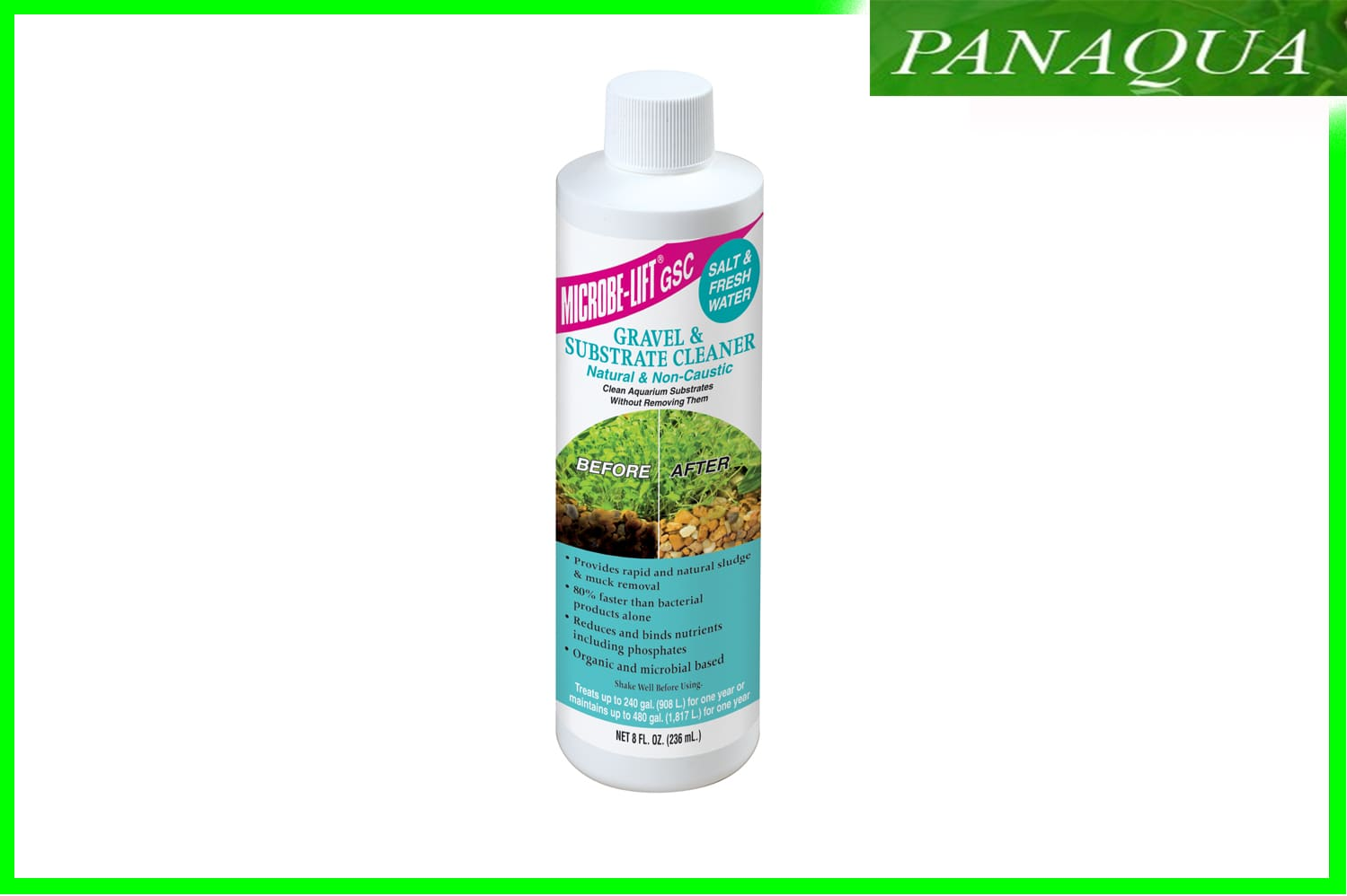 MICROBE-LIFT SUBSTRATE CLEANER 236ml czyste dno