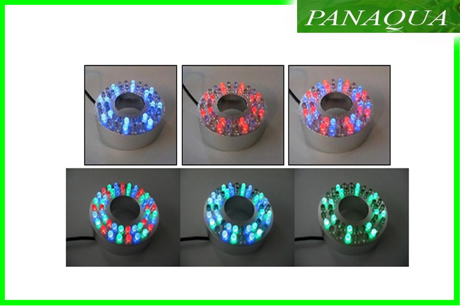 Ring 48 Led Rbg Kolor Podświetlenie Fontann 3w Panaquaeu